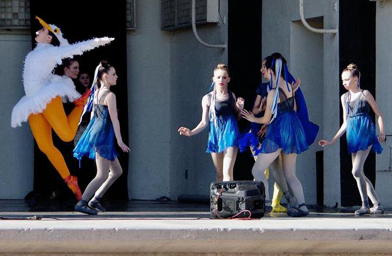 Ballet Rincon