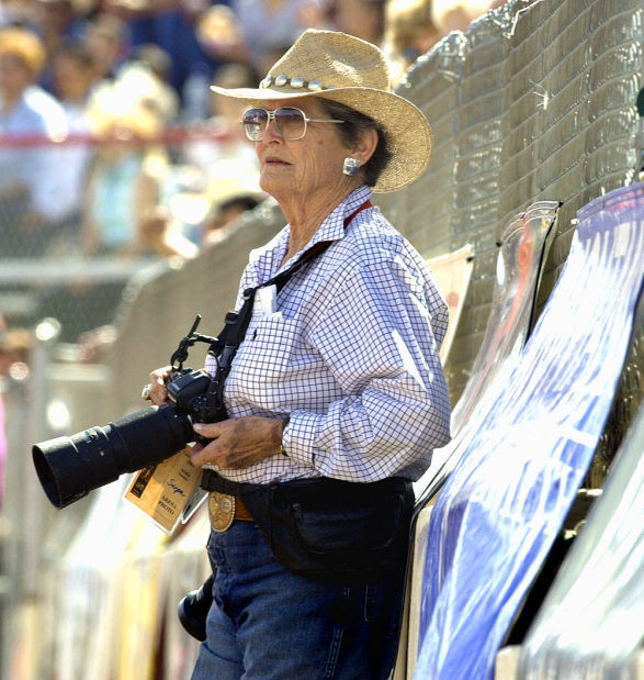 Western Women Rodeo Photographer Louise Serpa Local