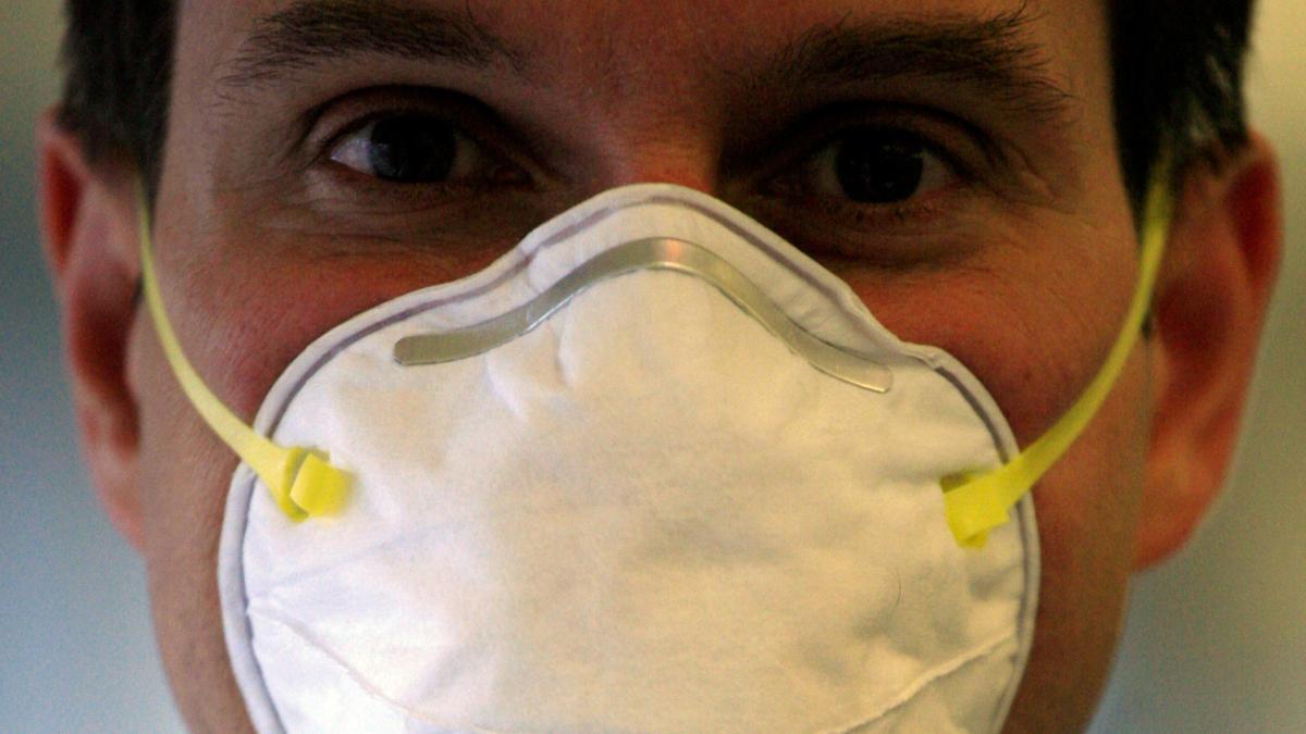 N95 mask, coronavirus
