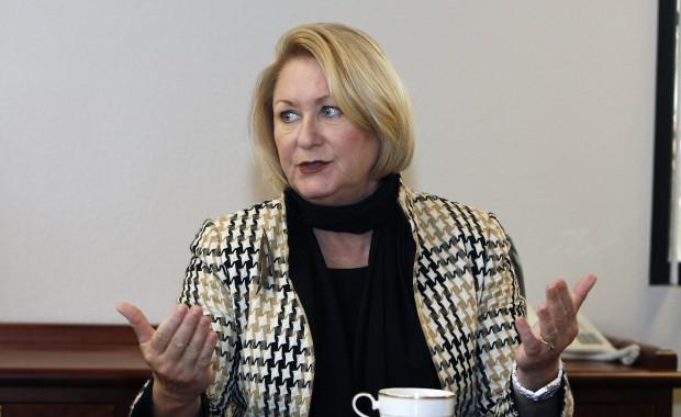 The Star Q&A with Ann Weaver Hart