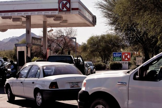 Circle K Gas Prices >> Circle K Slashes Gas Price Rival Is Coming Business News Tucson Com