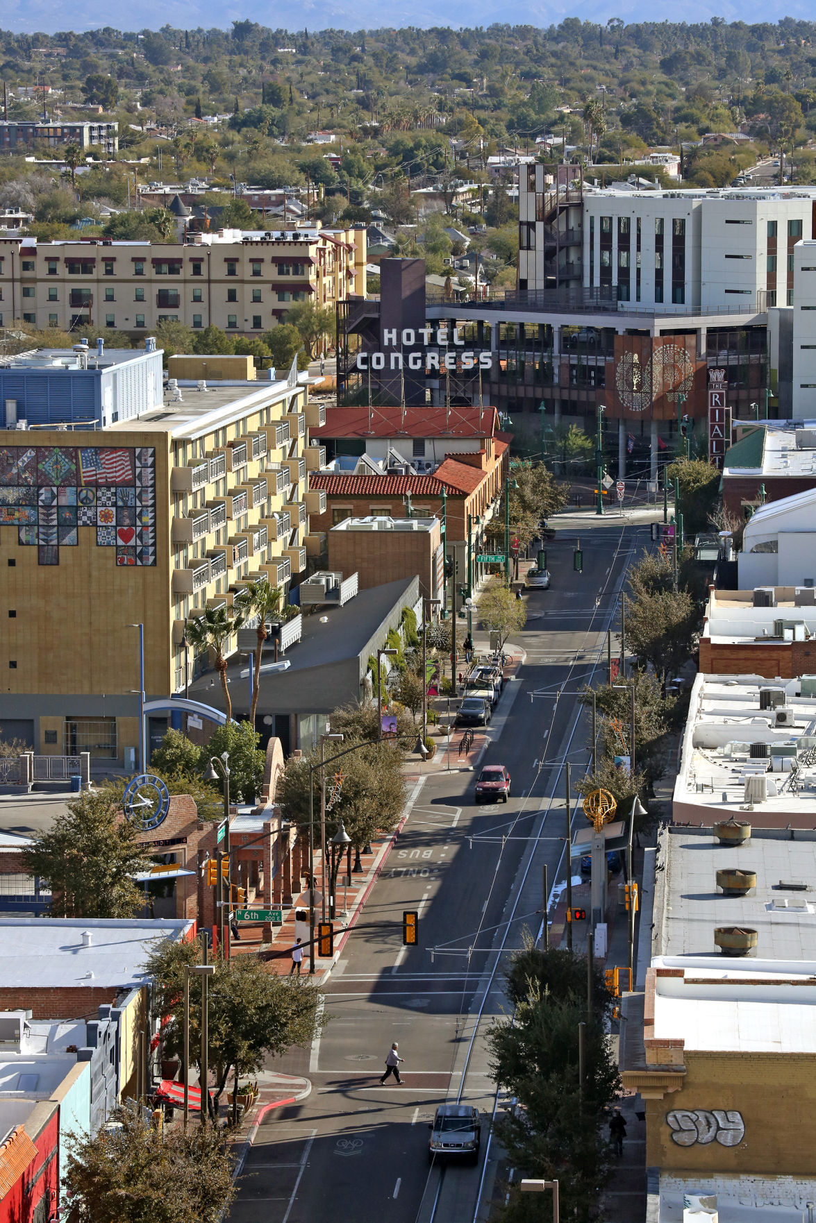 Steller With Population Stagnant Tucson Must Ignite