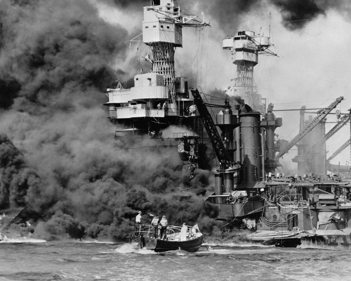 Pearl Harbor At 76