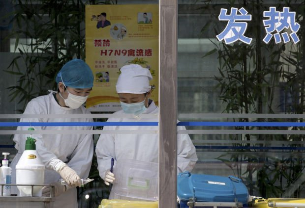China toll rises to 13 from bird flu strain