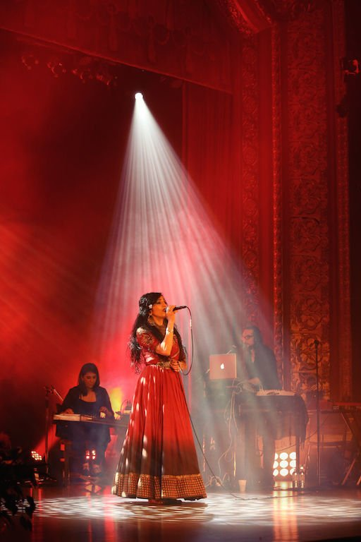 Iranian folk singer