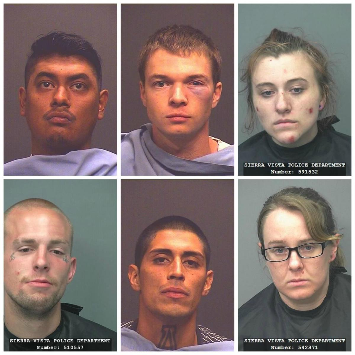 Police mug shots 2016 | Blogs | tucson com