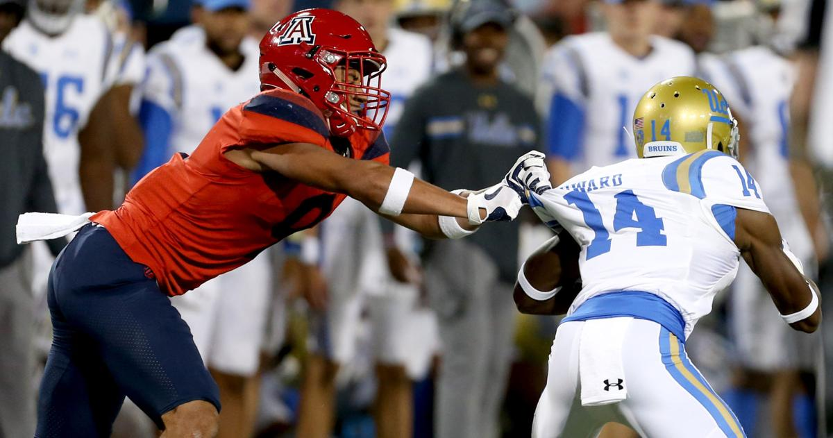 University of Arizona vs UCLA (copy)