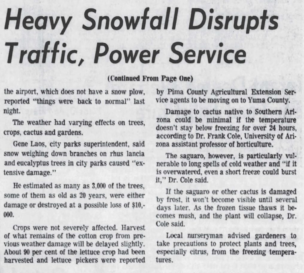 Heavy snow disrupts traffic, power service
