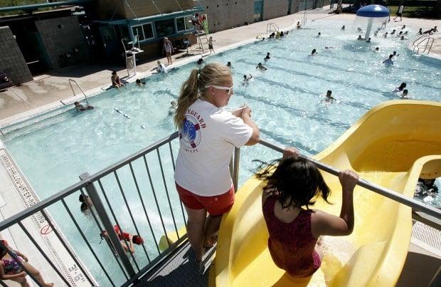 Tucson Pool Scene