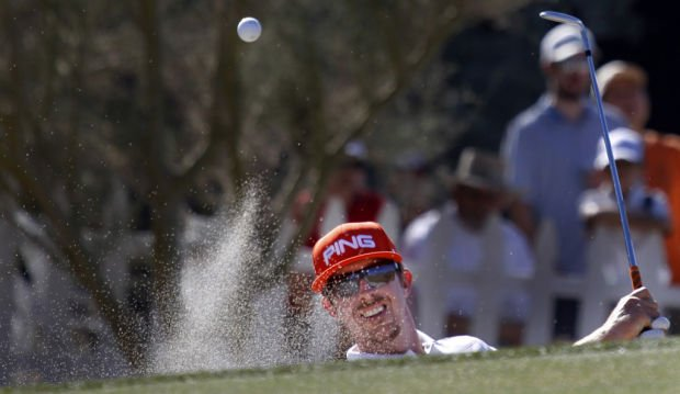 Mahan will try to repeat '12 run