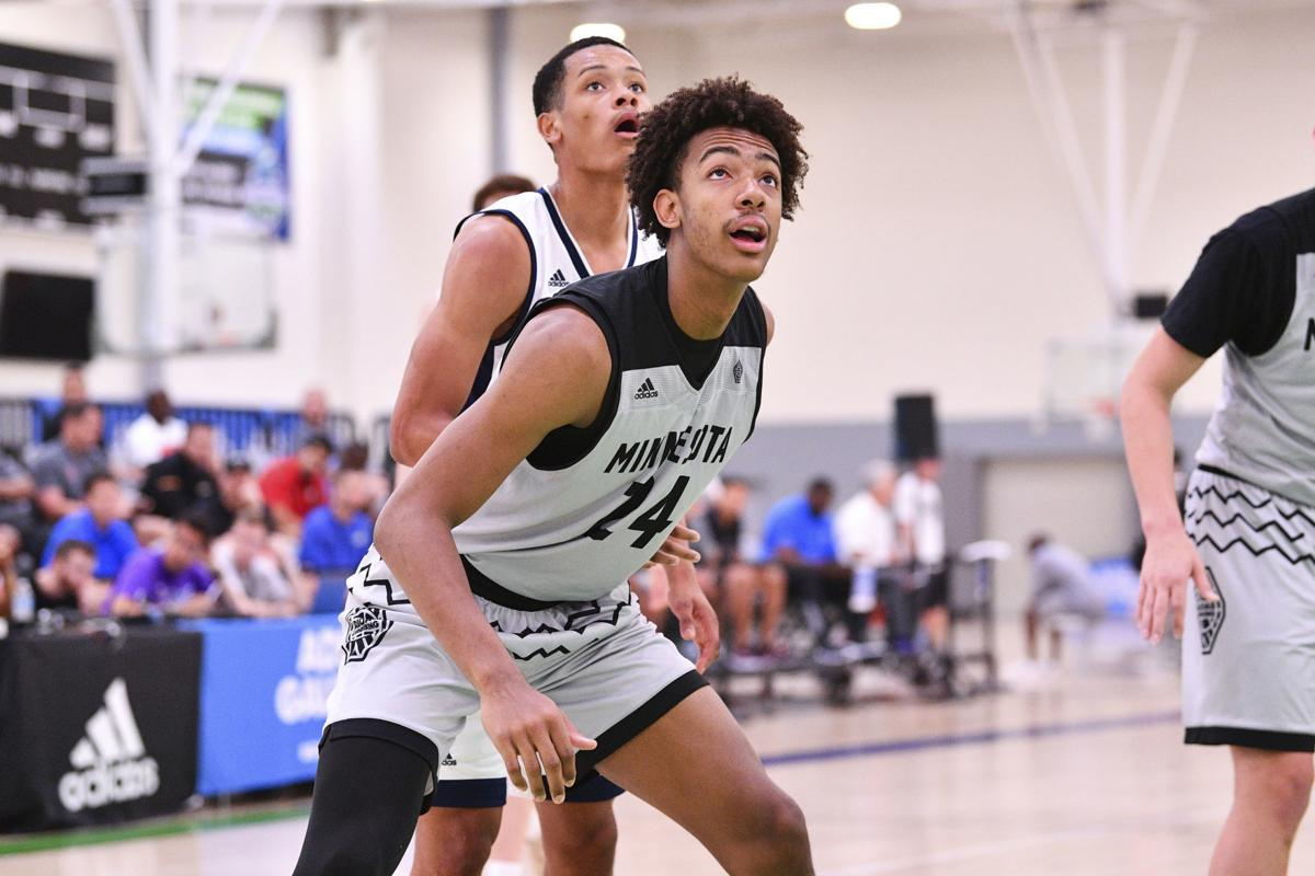HIGH SCHOOL BASKETBALL: JULY 20 adidas Summer Championships