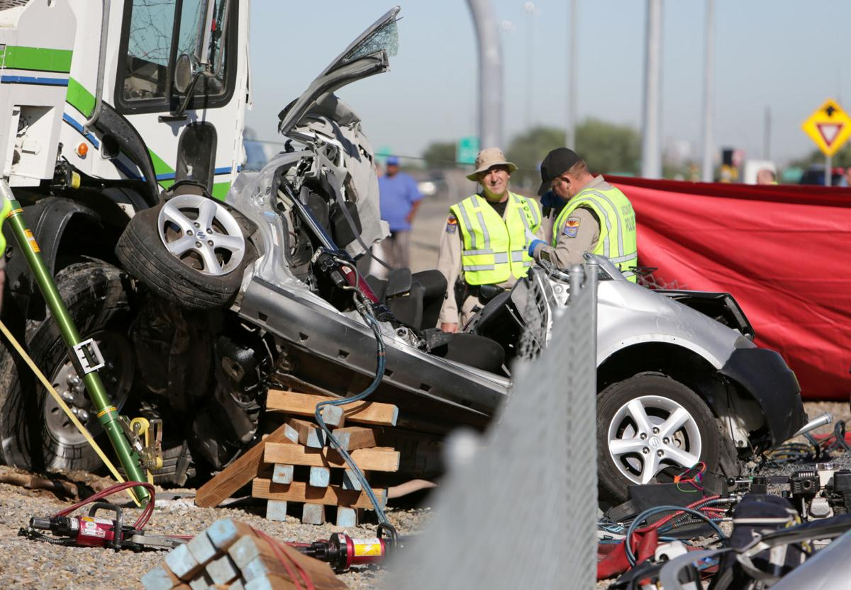 I-10 fatal collision