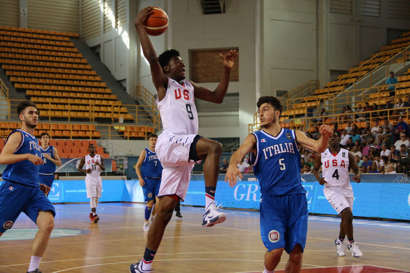 Josh Jackson USA vs. Italy (copy)