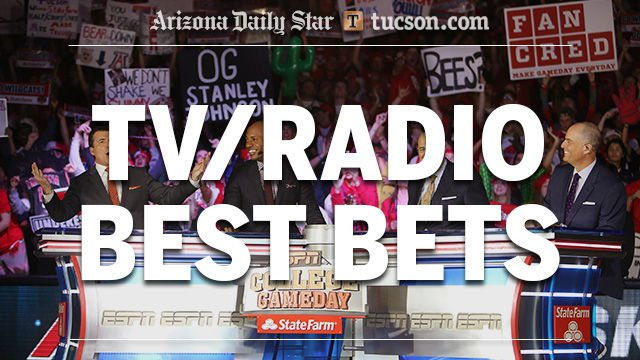 TV/Radio best bets logo