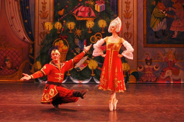 Moscow troupe seeking dancers to fill 'Nutcracker'