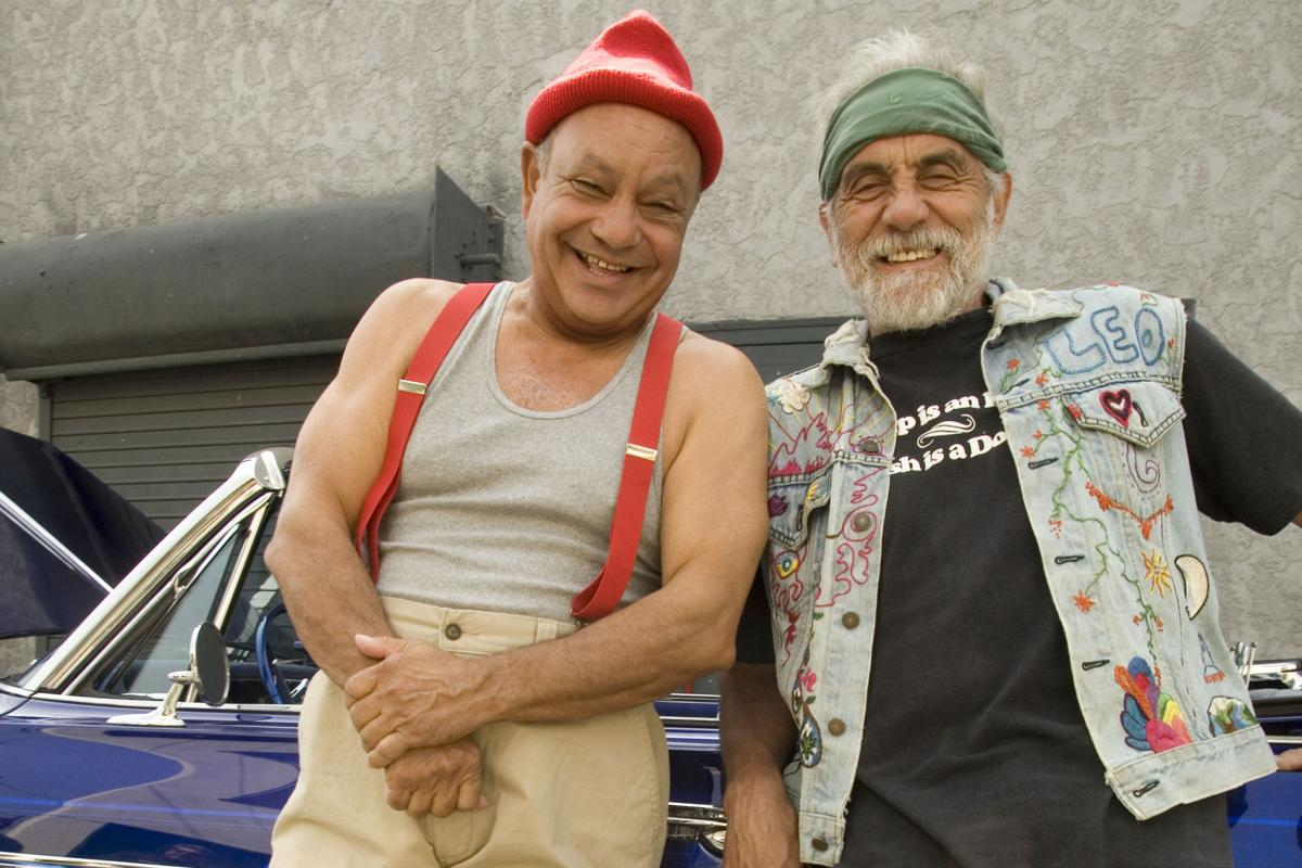 Saturday, May 27 — Chill out, laugh along with Cheech AND Chong