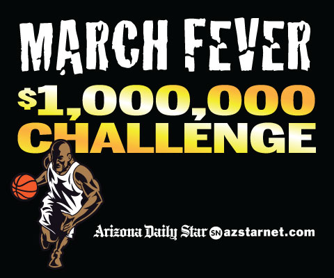 March Fever $1,000,000 Challenge