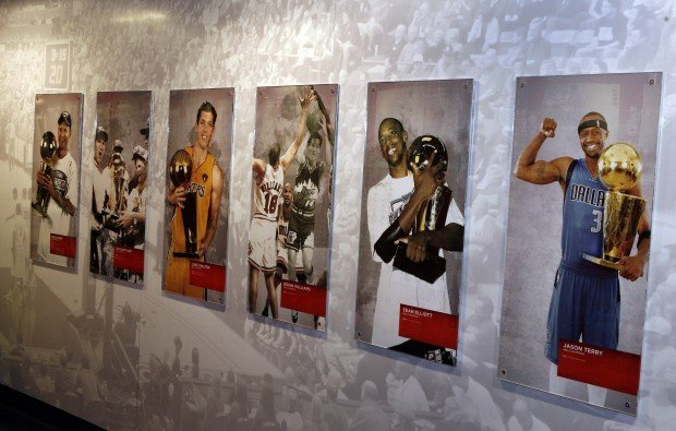 McKale Center hallways show Arizona basketball history