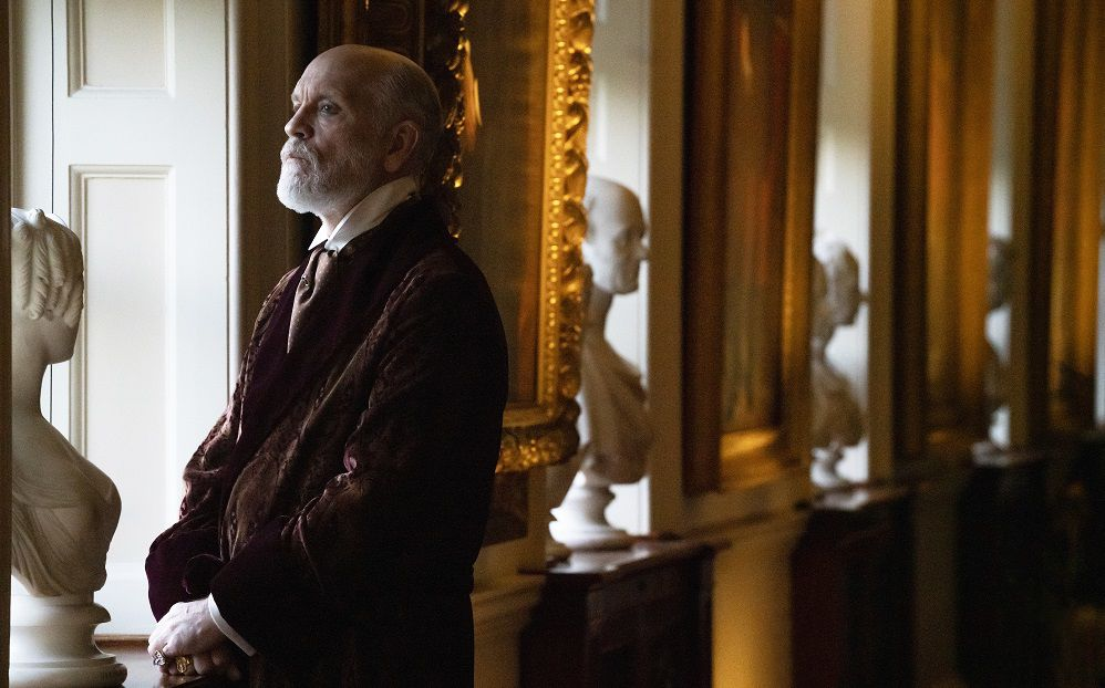 John Malkovich Talks Donning Papal Robes for 'The New Pope'