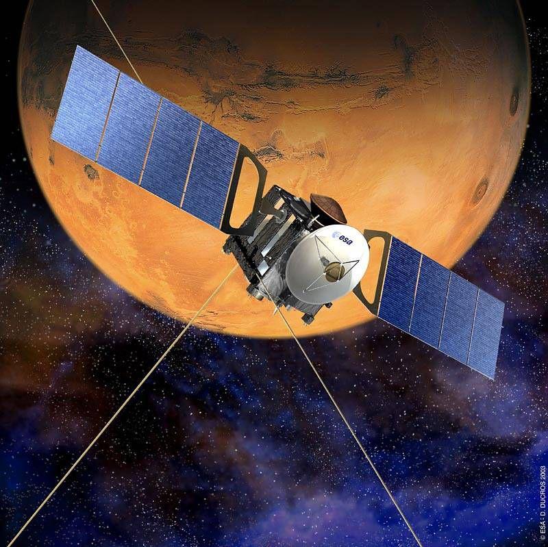 Mars Express Orbiter