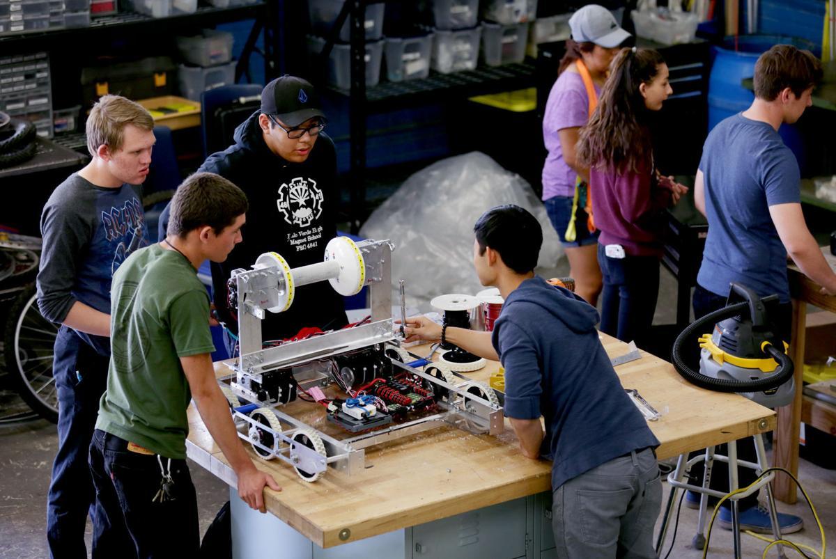 Palo Verde High School Robotics Team