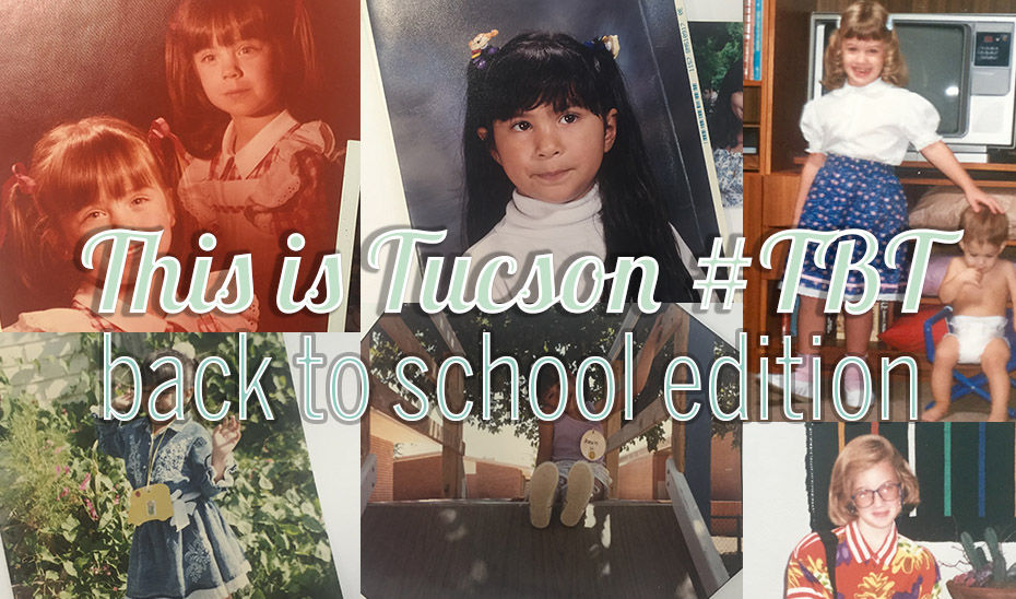 This is Tucson back to school
