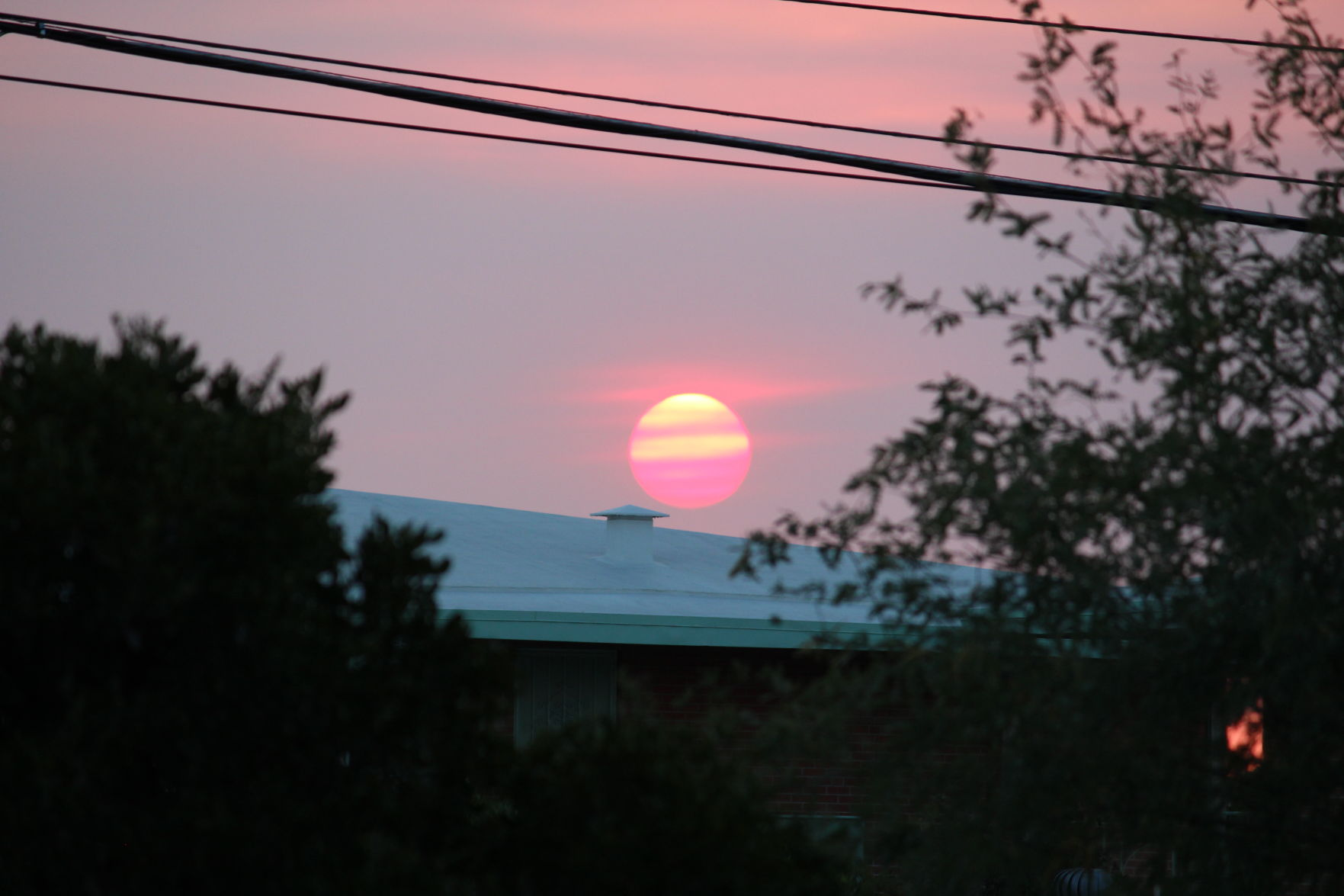 Beautiful sunset photos taken by readers   Outdoors and Events ...