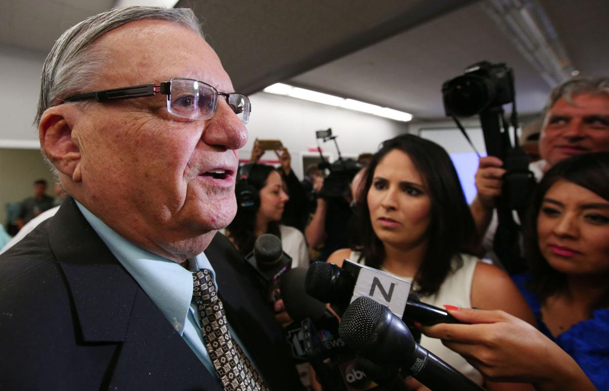 Maricopa County Sheriff: Arpaio easily wins GOP primary