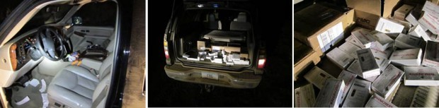 Pinal deputies find 4,550 rounds of ammo in SUV