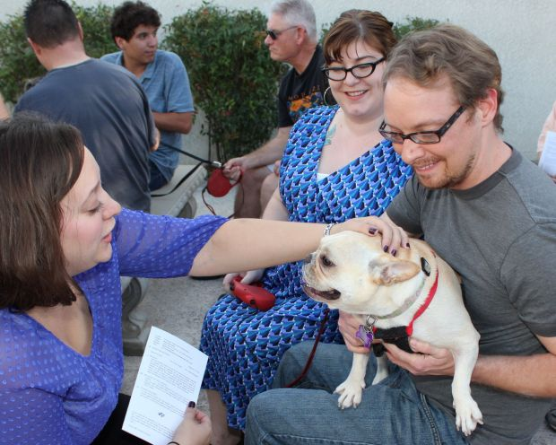 St. Mark's Blessing of the Animals
