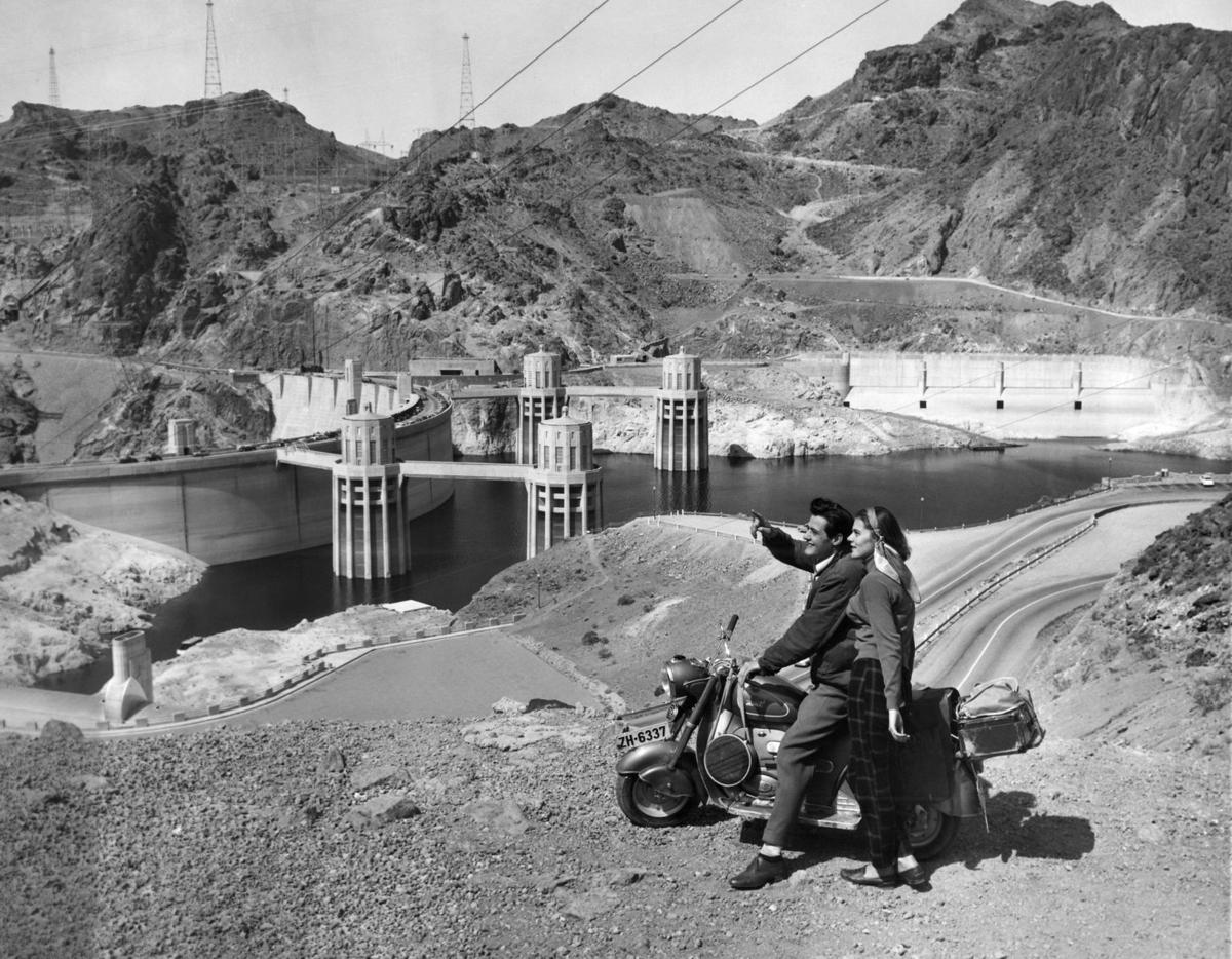 Photos: Hoover Dam construction in the 1930s | Arizona and