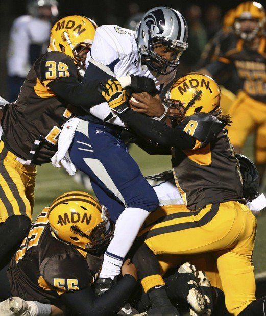 Division II semifinals: Ironwood Ridge 35, Tempe Marcos de Niza 21: I-Ridge heads to title game for first time