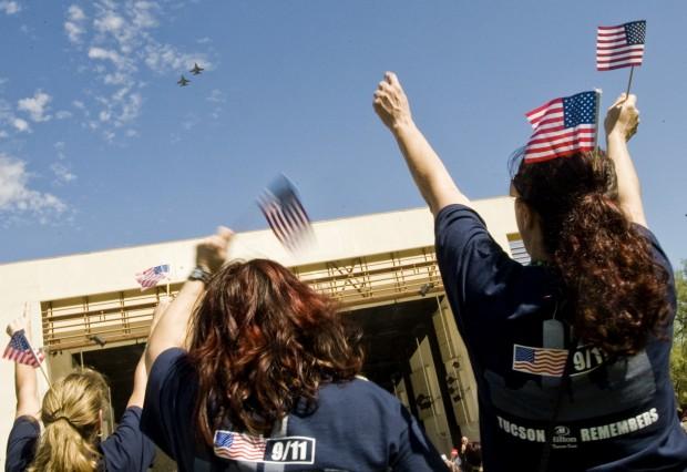 Tucson 9/11 anniversary ceremony