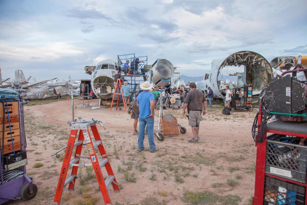 Tucson film industry (LE)