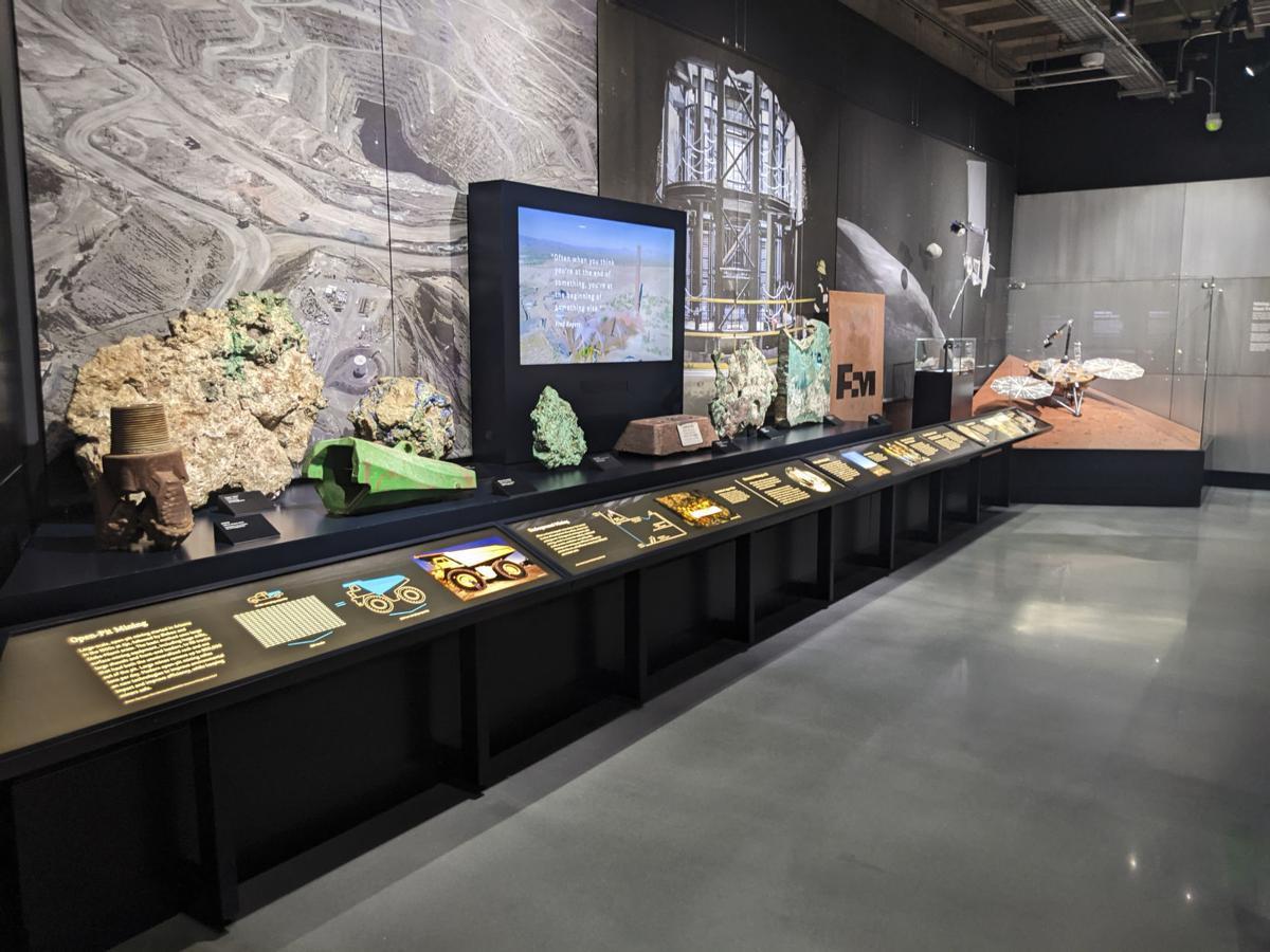 Gem & Mineral Museum Renovation