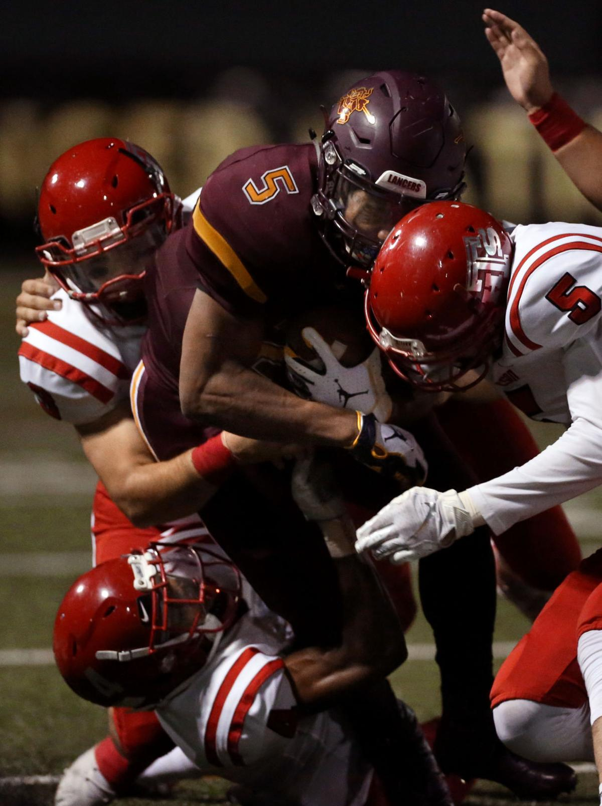Salpointe Catholic stays undefeated, hands Tucson High first loss