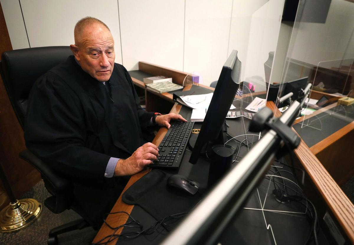 Judge Ron Newman