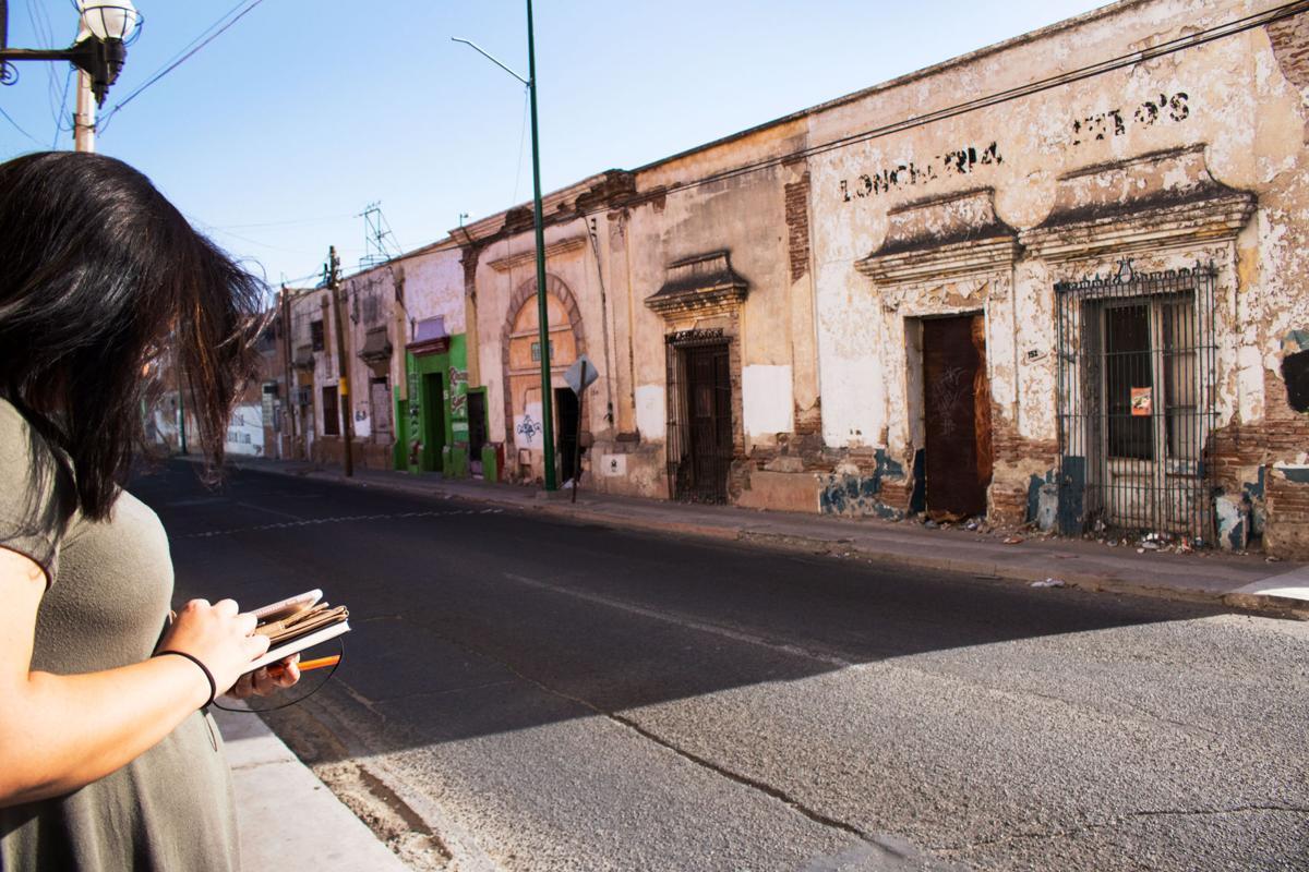 Hermosillo neighborhood