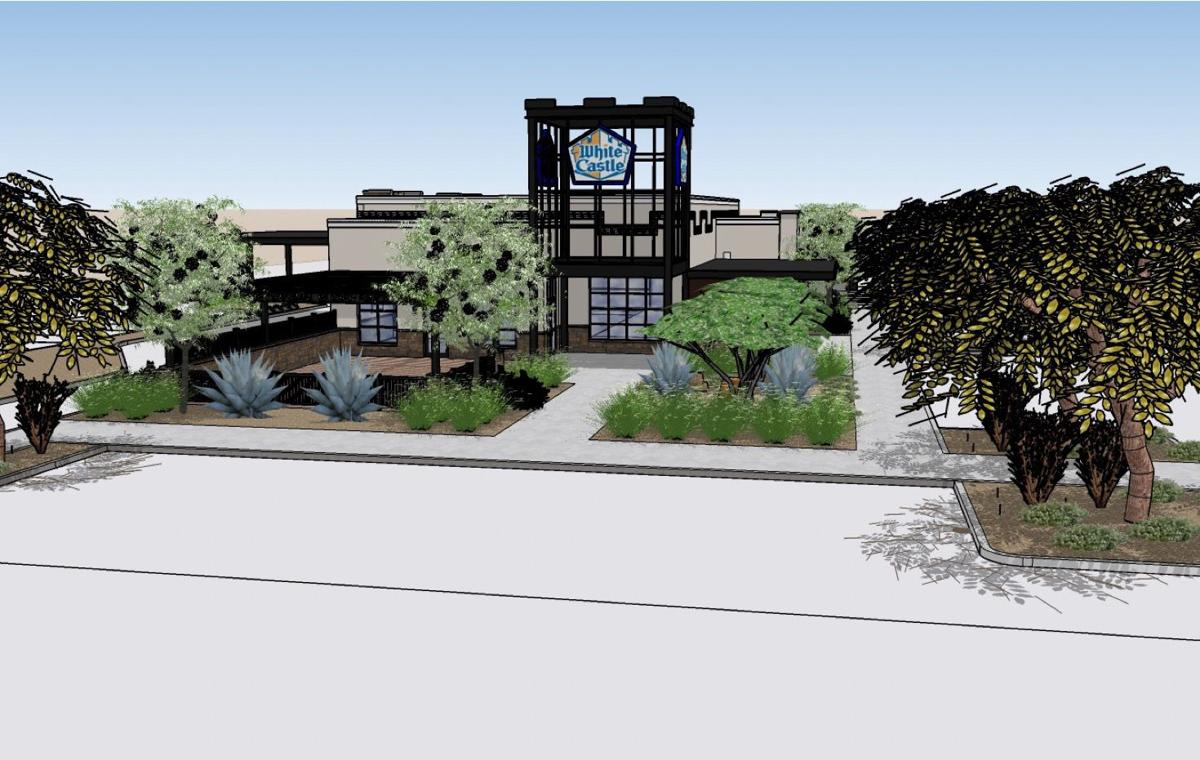 White Castle opening first Arizona location in 2019 ... on survival house plans, hurricane proof house plans, zombie fortified house, open modern house plans, bunker house plans, zombie protection house, prefab round house plans, big house plans, fortress house plans, vintage house plans, survival bunker plans, tornado resistant home plans, earthquake proof house plans, zombie fortress house, zombie apocalypse house, fortified house plans, tactical house plans, bunker silo plans, zombie survival home,