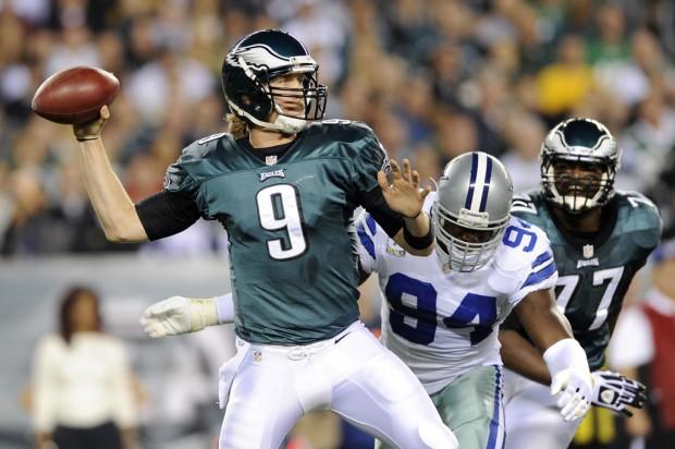 NFL: Cowboys 38, Eagles 23: Ex-Cat Foles gets shot, but Dallas dumps Philly