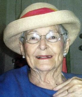 Erma Doris Milks Robinson