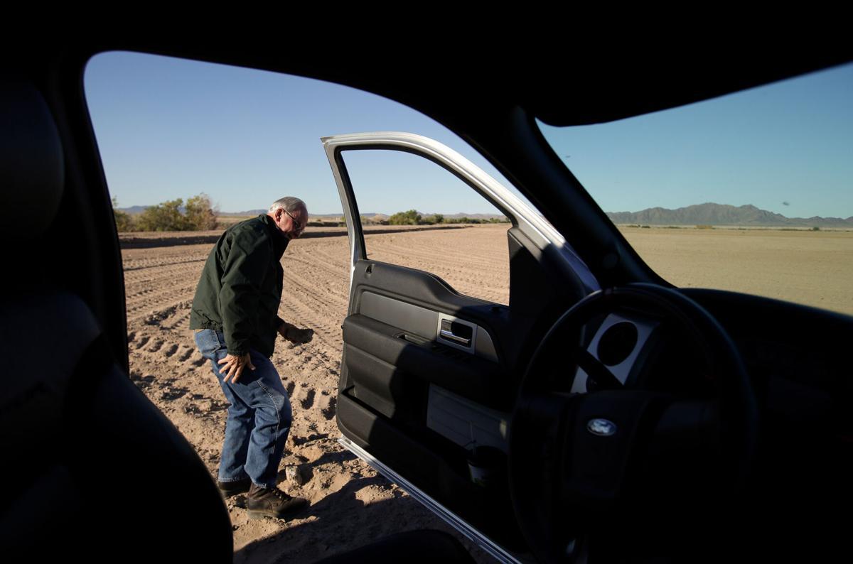 Drought Farm Versus City