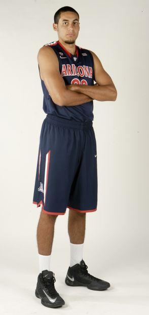 University of Arizona Basketball: Grant Jerrett