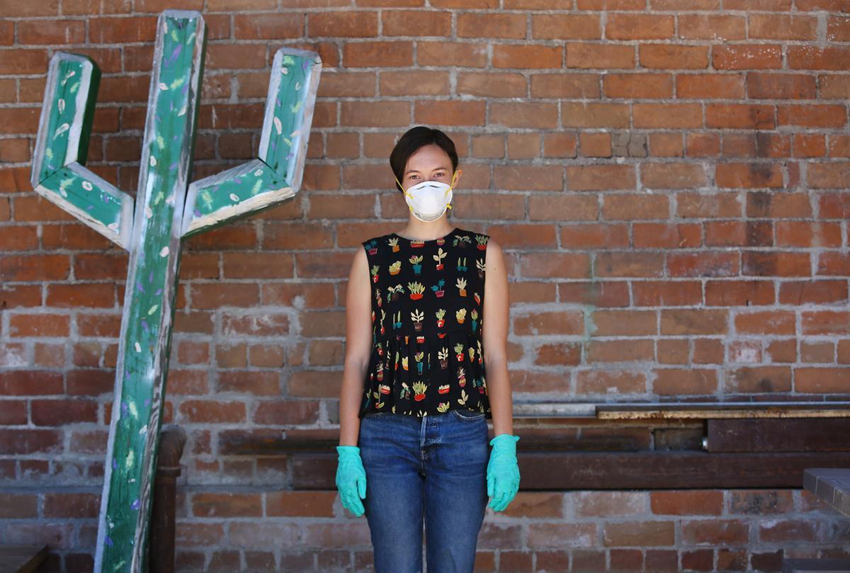 Tucson face masks: Elana Bloom