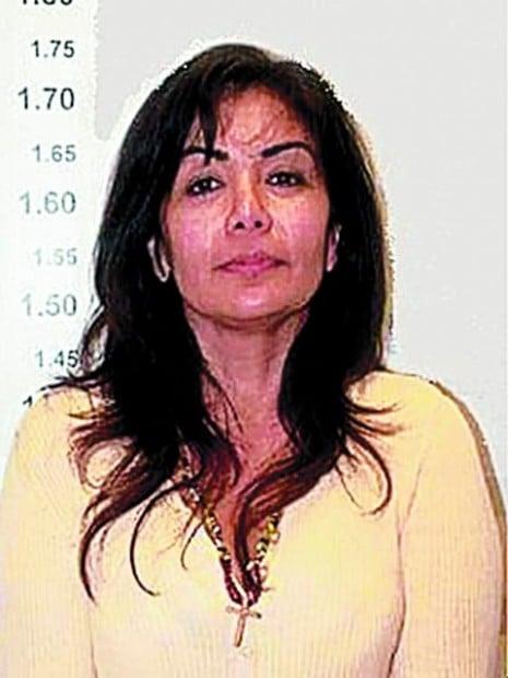 Big-time female drug suspect seizes Mexico's imagination