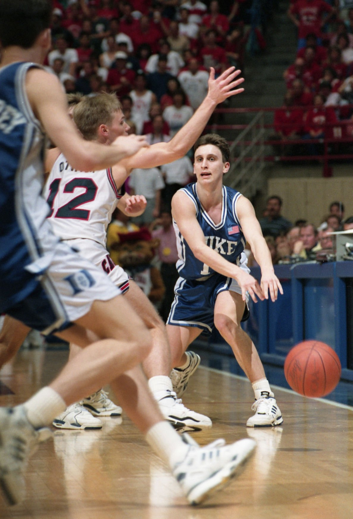 Arizona vs. Duke in 1991
