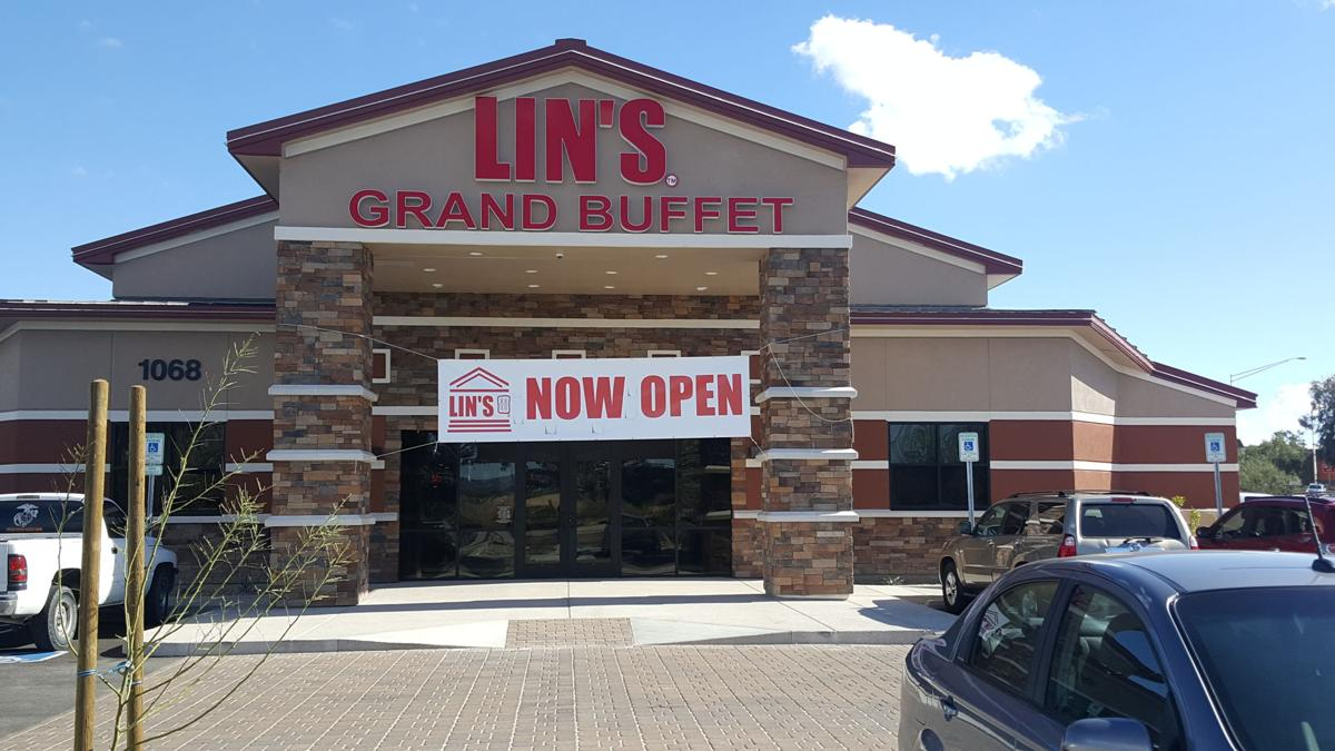 Strange Super Sized Lins Grand Buffet Opens In Tucson Arts And Home Interior And Landscaping Ologienasavecom