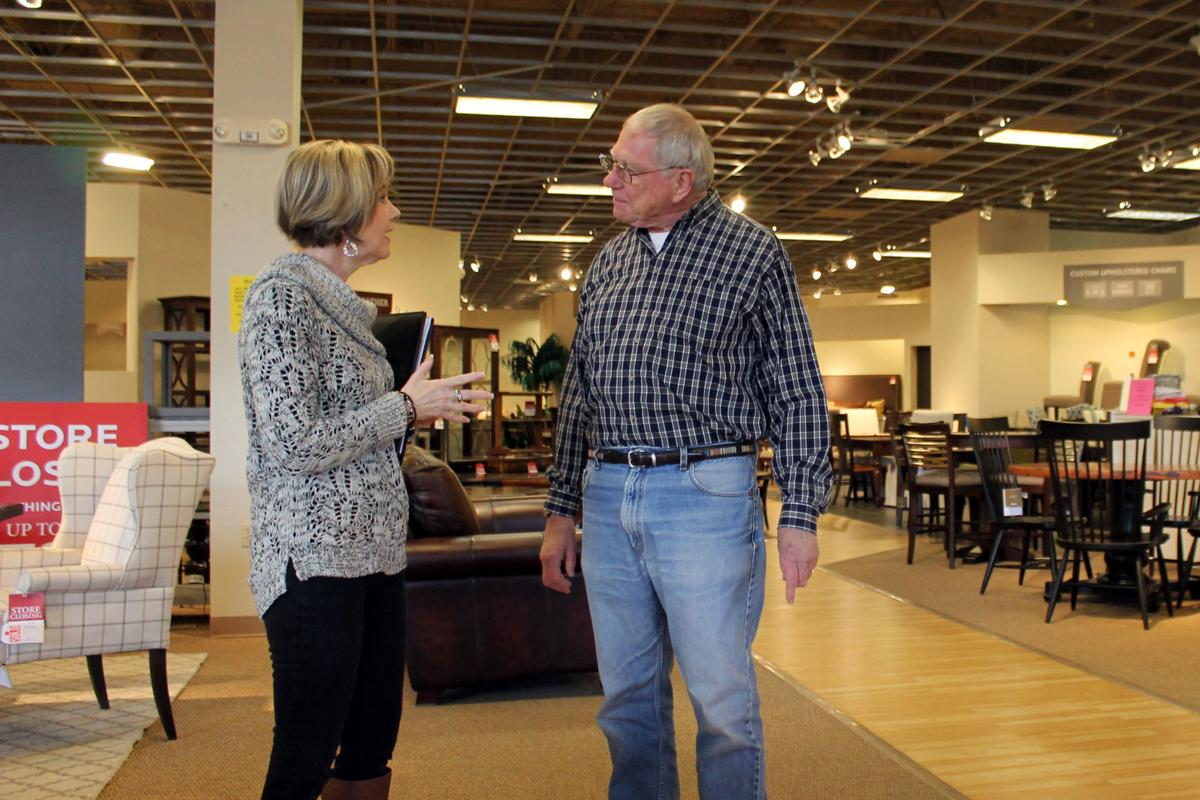 Bassett Furniture Shutters Marana Location News About Tucson And