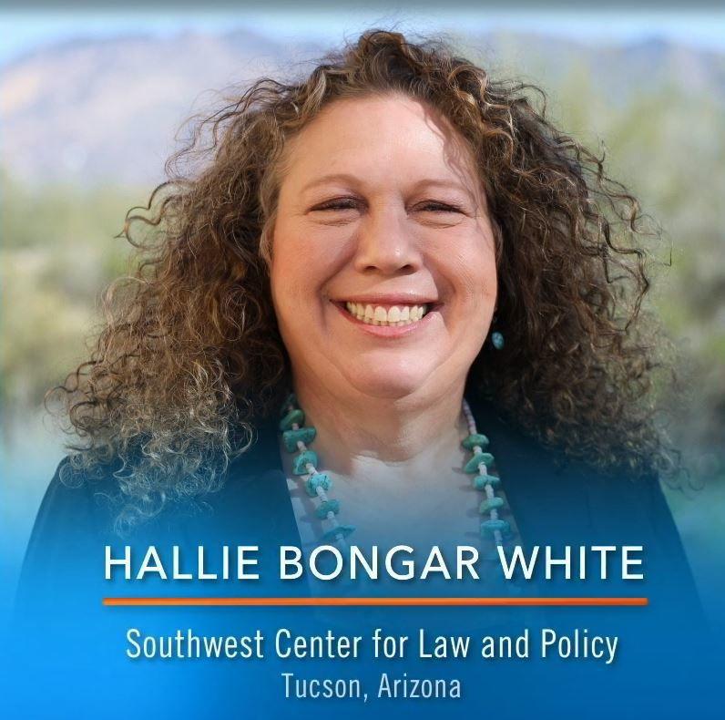 Hallie Bongar White