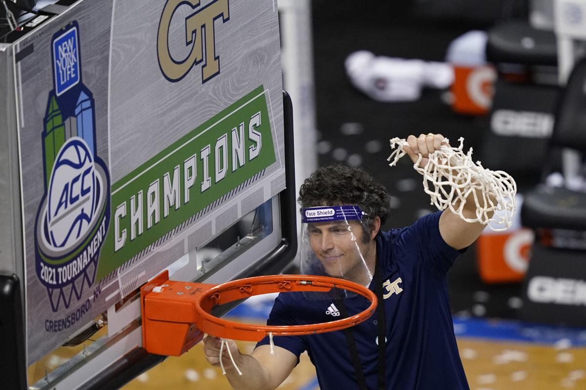 ACC Championship Basketball